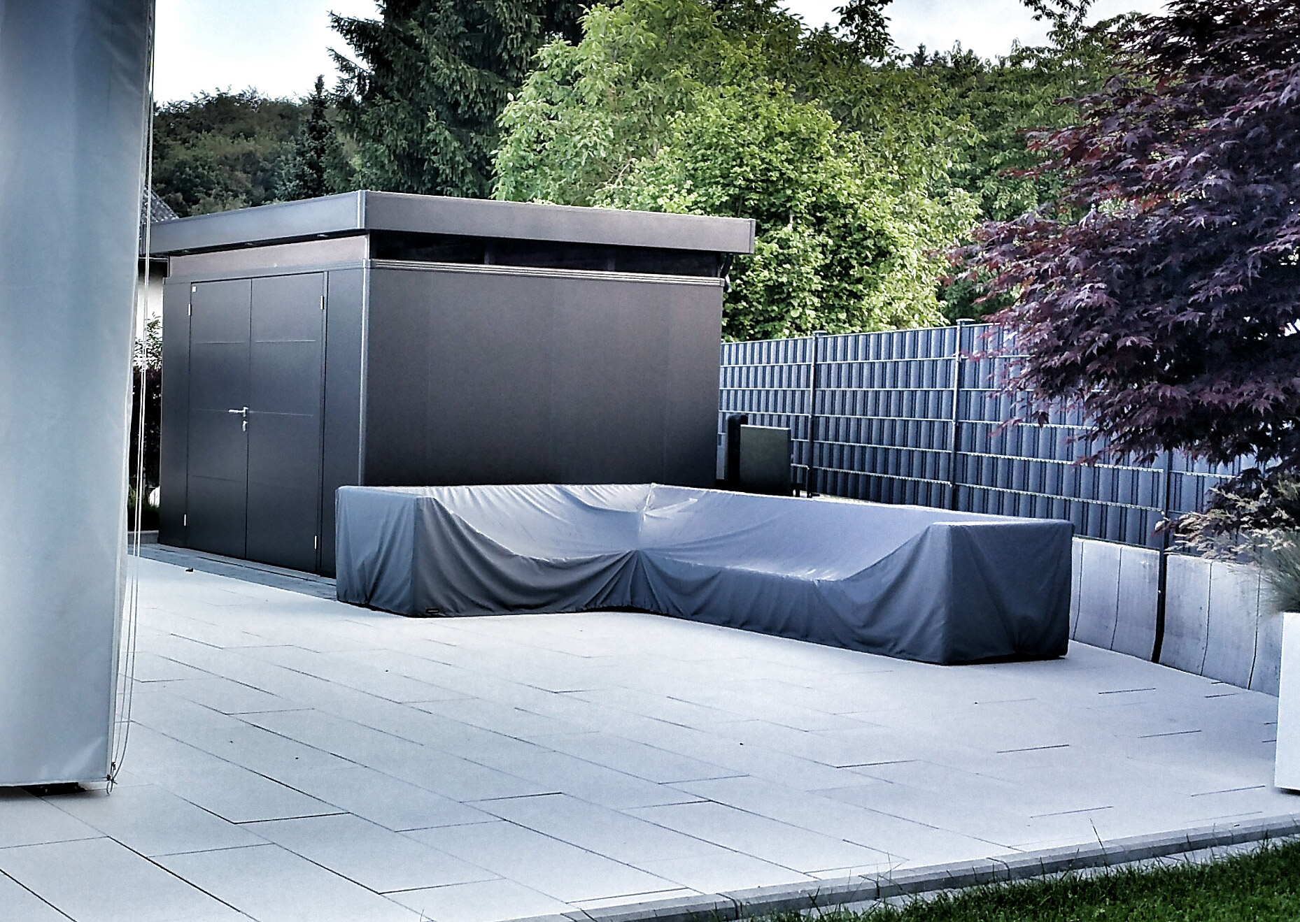 loungeabdeckung referenz atmungsaktiv gartenm bel abdeckung. Black Bedroom Furniture Sets. Home Design Ideas
