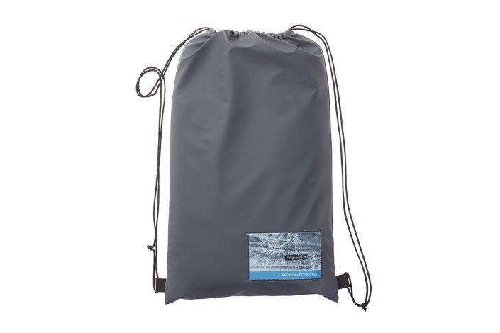 Unsere Abdeckungen werden im praktischen Beutel ausgeliefert. So können Sie Ihre Wettertuete einfach im Winter oder auch zwischendurch verstauen