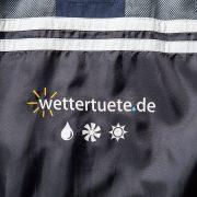 Wetterfeste, winddichte und wasserdichte Cityjacke mit atmungsaktiver Membrane