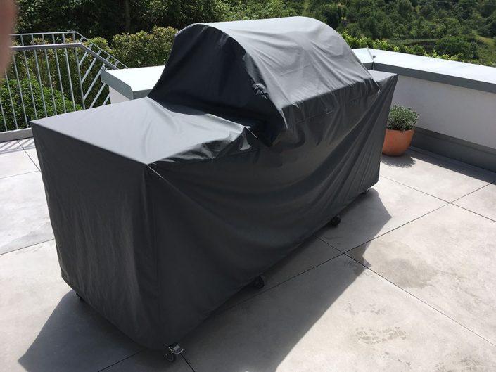Outdoorküchenschutzhülle nach Maß