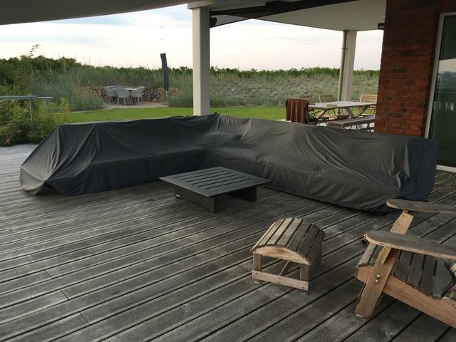 Yacht Lounge Abdeckung Maßanfertigung